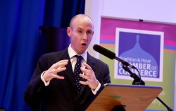 Daniel Hannan 2016 Big Debate [Photo credit: Simon Dack] - ABC Translations
